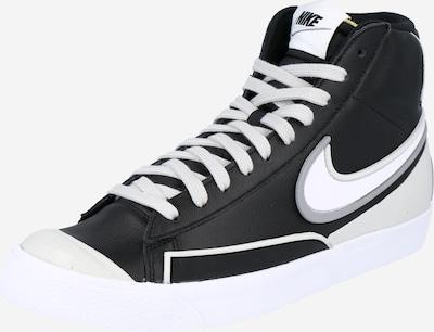 Nike Sportswear Augstie brīvā laika apavi '77 Infinite' melns / balts, Preces skats