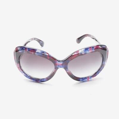 CHANEL Sonnenbrille in One Size in dunkelblau, Produktansicht