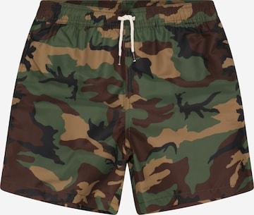 Shorts de bain Polo Ralph Lauren en vert
