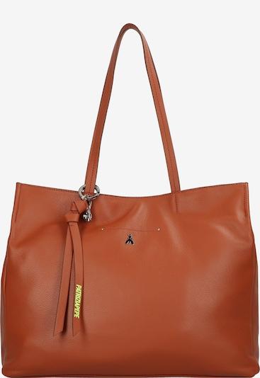 PATRIZIA PEPE Borsa Shopper Tasche Leder 41 cm in braun, Produktansicht