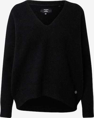 Superdry Pullover 'STUDIOS' in schwarz, Produktansicht