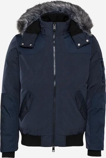 GUESS Zimní bunda 'PILOT' - námořnická modř, Produkt