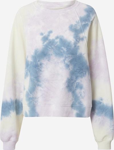 American Eagle Sweatshirt in blau / flieder / weiß, Produktansicht