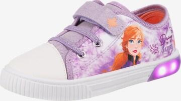 Disney Die Eiskönigin Sneaker in Lila