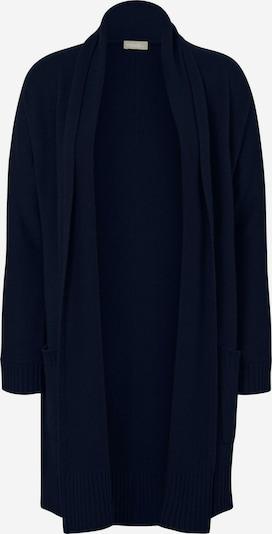 include Gebreid vest in de kleur Blauw, Productweergave