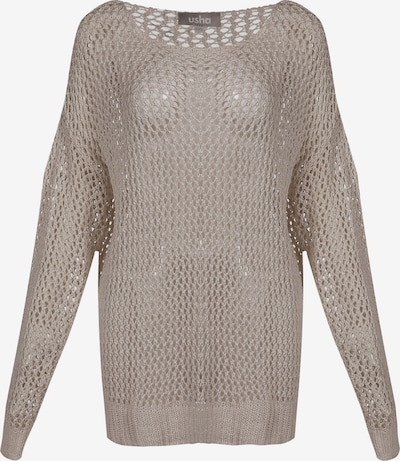 Usha Sweater in Taupe, Item view