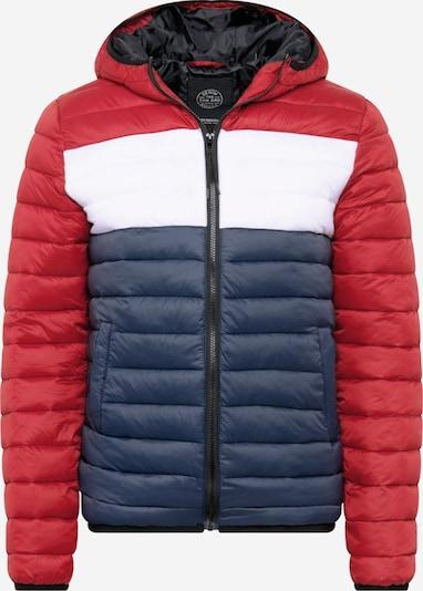 SHINE ORIGINAL Přechodná bunda - tmavě modrá / červená / bílá, Produkt