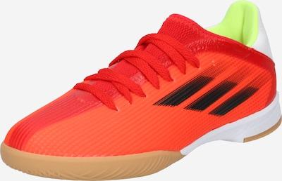 ADIDAS PERFORMANCE Sportschuh 'X SPEEDFLOW' in orangerot / neonrot / schwarz, Produktansicht