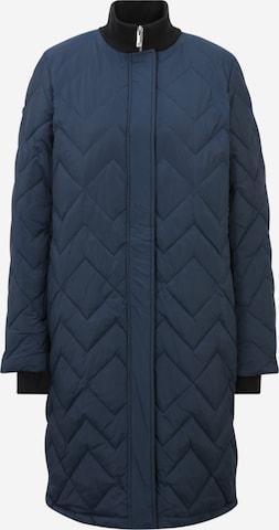 Y.A.S Tall Zimná bunda 'BENIRA' - Modrá