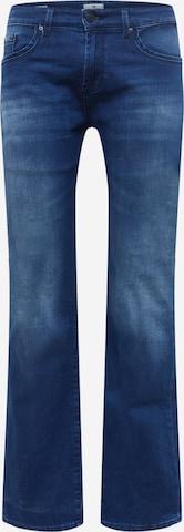 Jean 'Hollywood' LTB en bleu