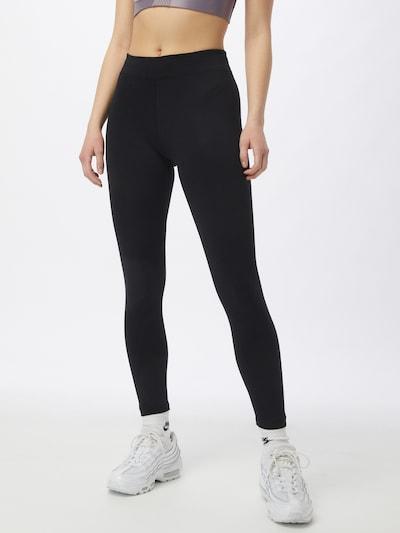 Nike Sportswear Pajkice | črna barva, Prikaz modela