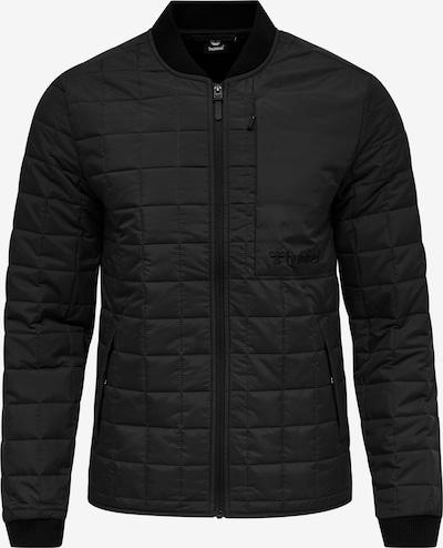 Hummel Tussenjas in de kleur Zwart, Productweergave