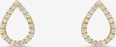 MOSUO JEWELLERY Boucles d'oreilles en or / argent, Vue avec produit
