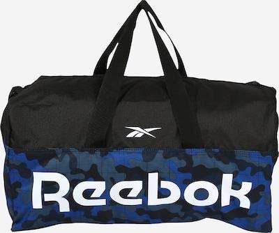 REEBOK Sportovní taška 'ACT CORE' - námořnická modř / královská modrá / světlemodrá / černá / bílá, Produkt