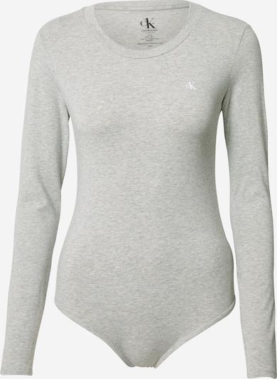 Marškinėliai-glaustinukė iš Calvin Klein Underwear , spalva - pilka, Prekių apžvalga