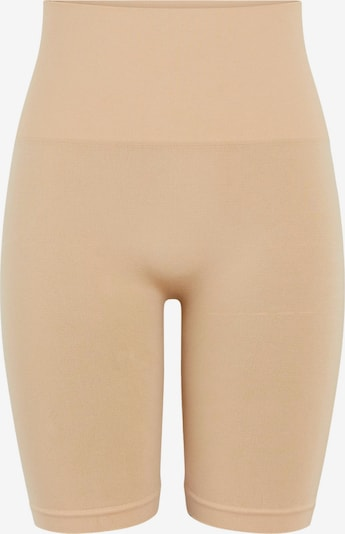 PIECES Shapinghose 'PCIMAGINE SHAPEWEAR SHORTS NOOS' in braun, Produktansicht
