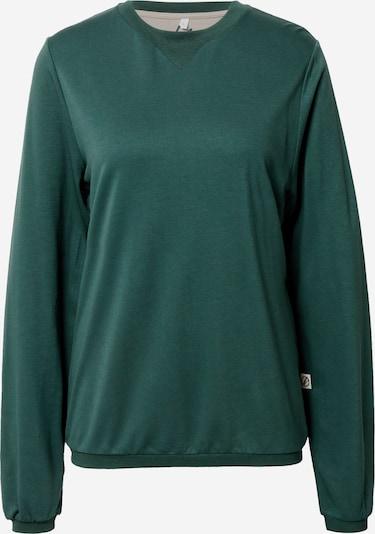 bleed clothing Sweatshirt in de kleur Donkergroen, Productweergave