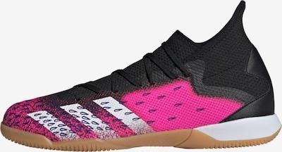 ADIDAS PERFORMANCE Voetbalschoen 'Predator Freak.3' in de kleur Pink / Zwart / Wit, Productweergave