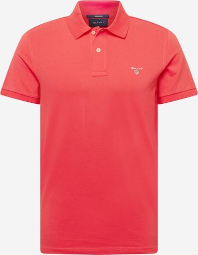 GANT T-shirt 'Original SS Rugger' i mörkrosa, Produktvy