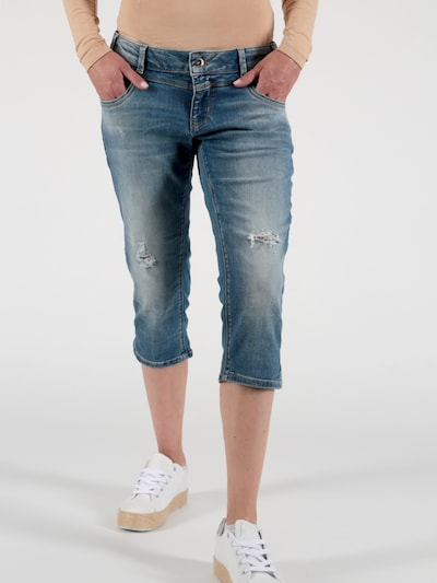 Miracle of Denim Jeans 'Rea' in Blue, View model