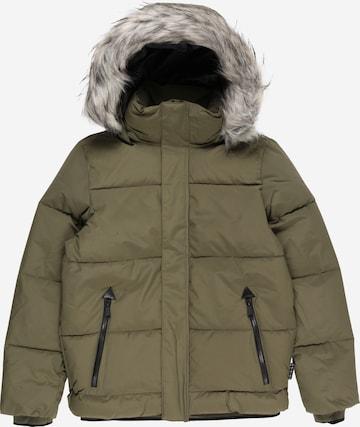 Molo Winter jacket 'Herbert' in Green