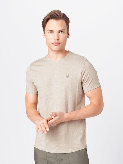 No Excess Shirt in de kleur Beige: Vooraanzicht