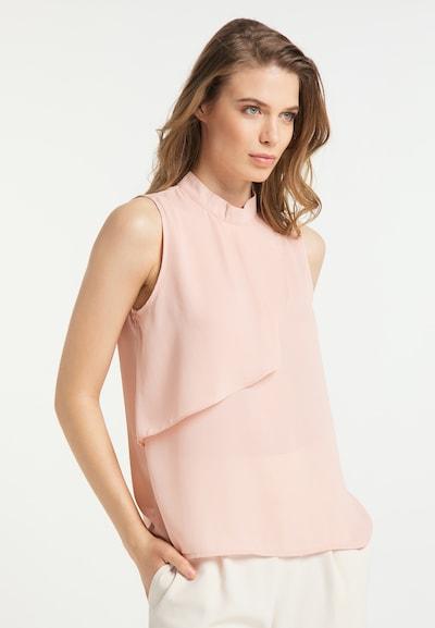 usha WHITE LABEL Bluse in rosa, Modelansicht