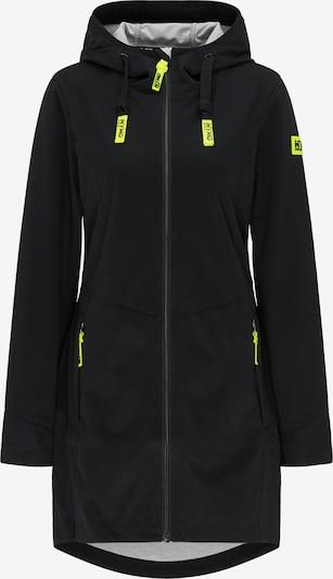 myMo ATHLSR Jacke in gelb / schwarz, Produktansicht