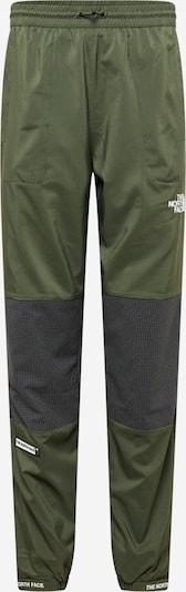 THE NORTH FACE Sportsbukser i grå / mørkegrå / khaki / hvid, Produktvisning
