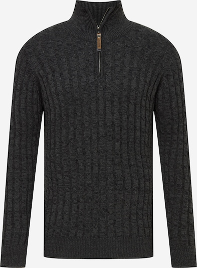 INDICODE Sweater 'Rufus' in Anthracite, Item view