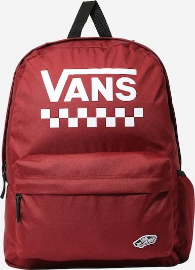 VANS Backpack in Pastel red / Black / White, Item view