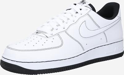 Nike Sportswear Sneaker 'Air Force 1 '07' in schwarz / weiß, Produktansicht