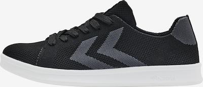 Hummel Sneaker in grau / schwarz, Produktansicht