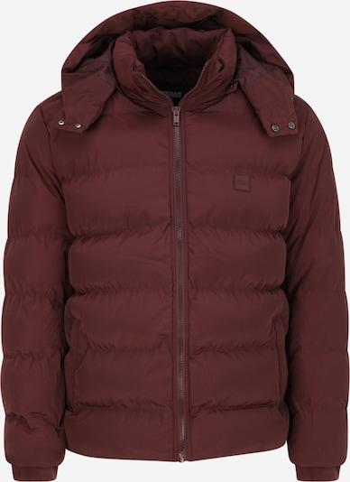Urban Classics Jacke in burgunder, Produktansicht