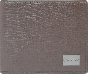 Porte-monnaies Calvin Klein en marron