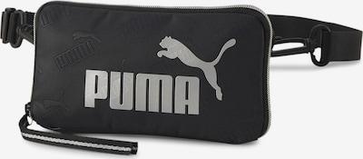 PUMA Umhängetasche in grau / schwarz, Produktansicht