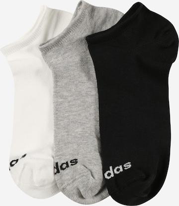 ADIDAS PERFORMANCE Sportsocken in Weiß