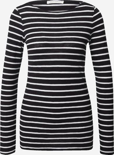 Marškinėliai iš Marc O'Polo , spalva - juoda / balta, Prekių apžvalga