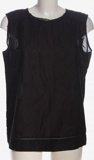 ESPRIT ärmellose Bluse in M in schwarz, Produktansicht