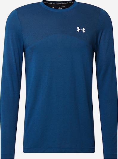 UNDER ARMOUR Sweatshirt 'UA Seamless' in blau, Produktansicht