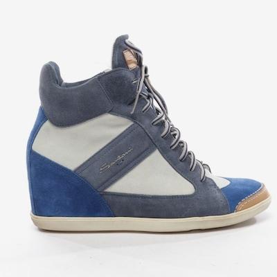 Santoni High-Top Sneaker in 39 in mischfarben, Produktansicht