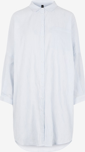 Y.A.S Shirt dress 'Famira' in Light blue / White, Item view