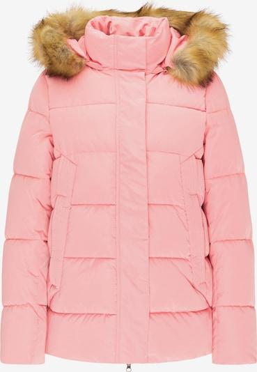 Giacca invernale usha BLUE LABEL di colore rosa, Visualizzazione prodotti