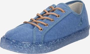 thies Rövid szárú edzőcipők - kék