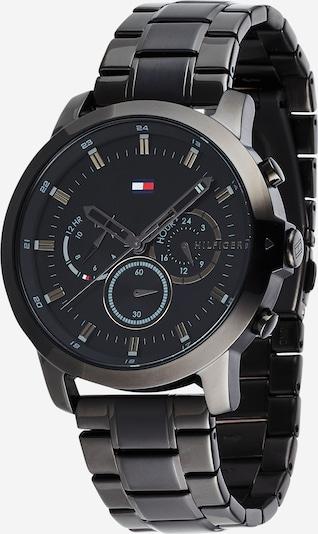 TOMMY HILFIGER Analog watch in black, Item view