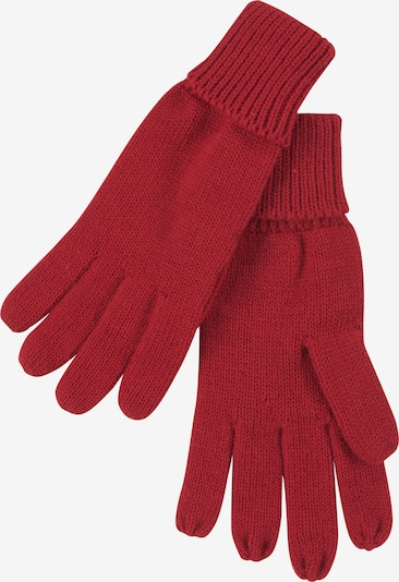J. Jayz Fingerhandschuhe in rot, Produktansicht