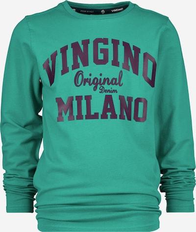 VINGINO Shirt in de kleur Navy / Groen, Productweergave