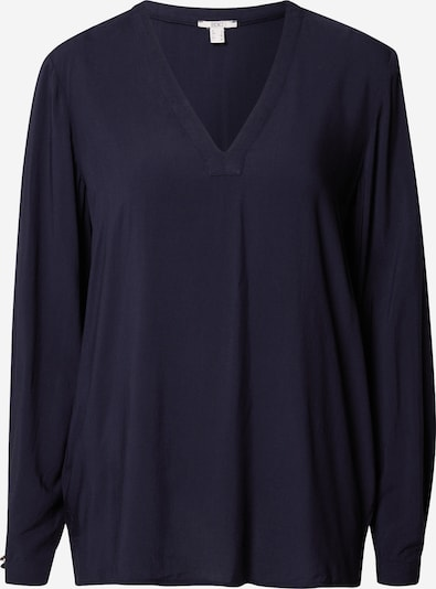 EDC BY ESPRIT Блуза в нейви синьо, Преглед на продукта