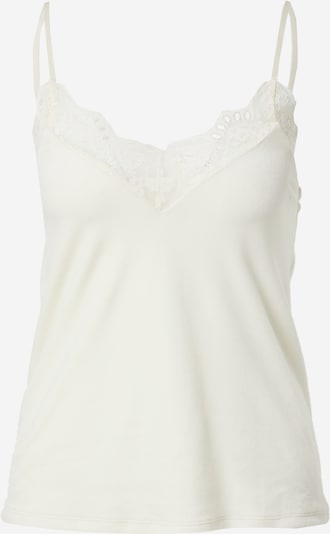 ABOUT YOU x hunkemöller Pajama shirt 'Cami' in Champagne, Item view