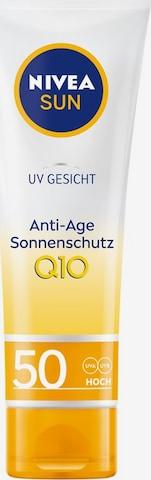 NIVEA Sonnenschutz 'Sun UV Gesicht Anti-Age' in